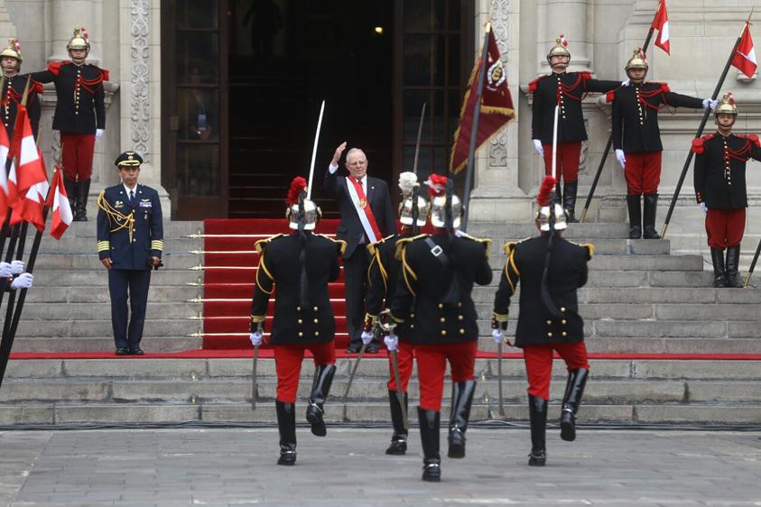 Congreso de Perú inicia proceso para destituir al presidente Kuczynski por mentir en el caso Odebrecht