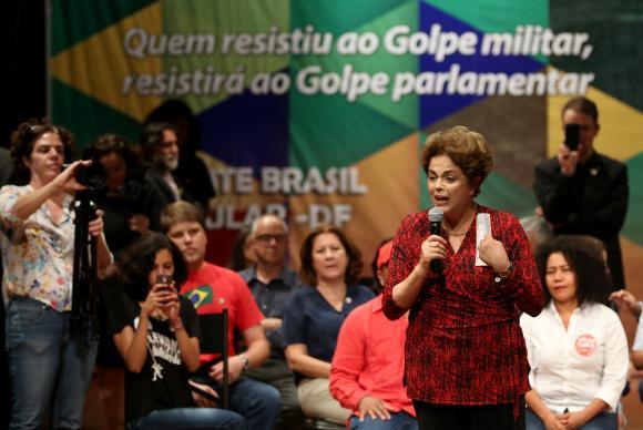 Comienza la fase final del juicio de destitución de Dilma Rousseff