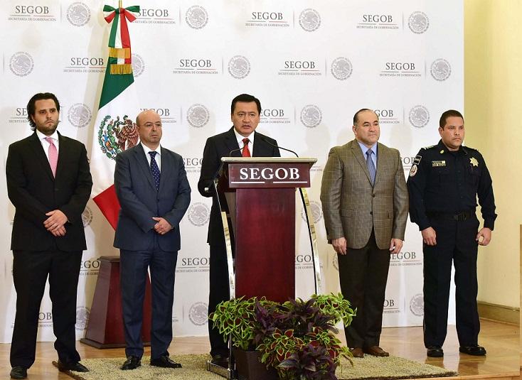 México: destituyen al jefe de Policía por ejecución de 22 narcotraficantes