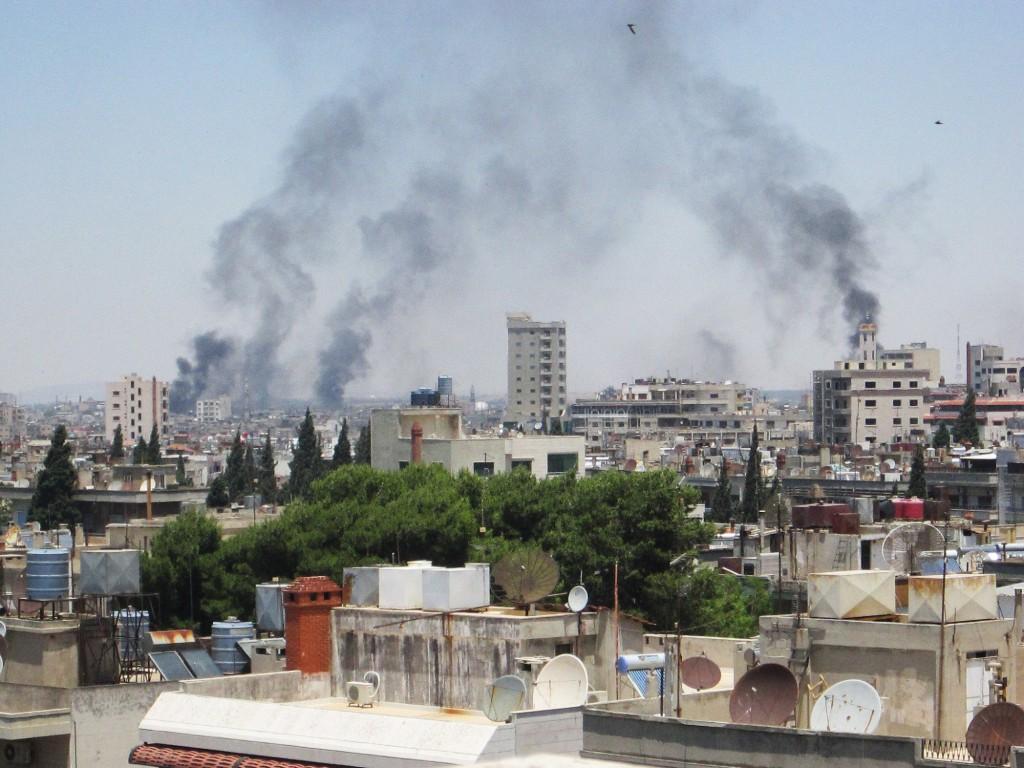 ONU: Fuerza Aérea siria y el ISIS perpetraron tres ataques químicos contra civiles