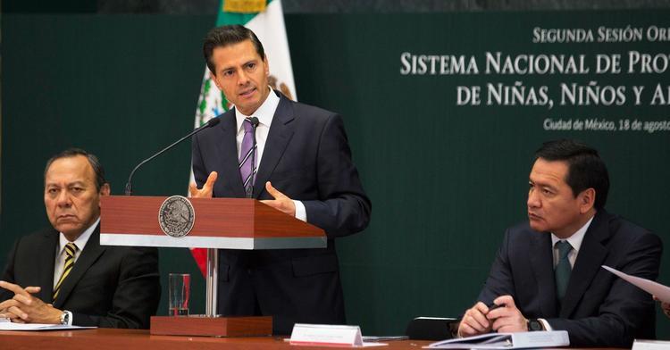 México gestiona mejorar condiciones de desarrollo y bienestar de niños y jóvenes