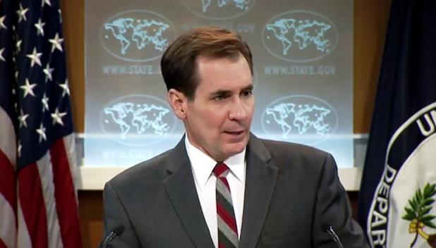 EEUU insta a Maduro a liberar al ex alcalde Daniel Ceballos