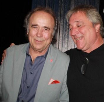El cantautor uruguayo Fernando Ximénez y un emotivo homenaje a Joan Manuel Serrat