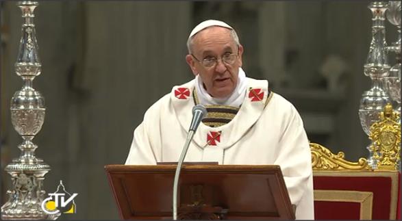 El Papa Francisco y la carta que debió haber escrito antes