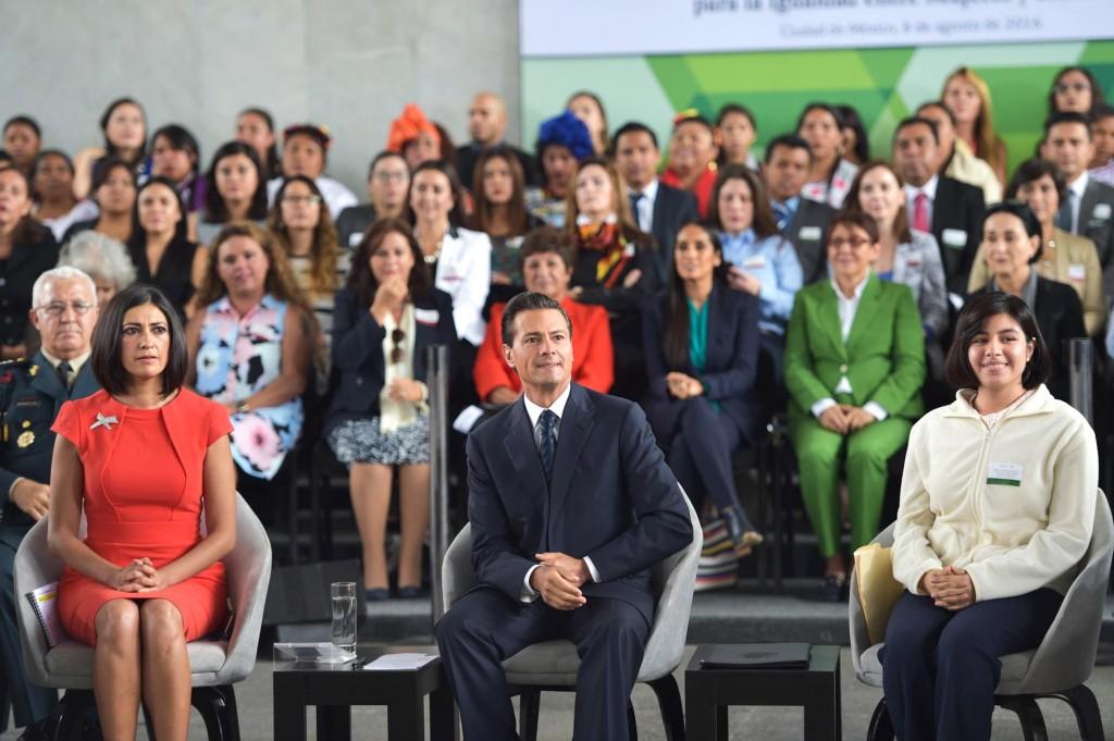 México aboga por igualdad de género