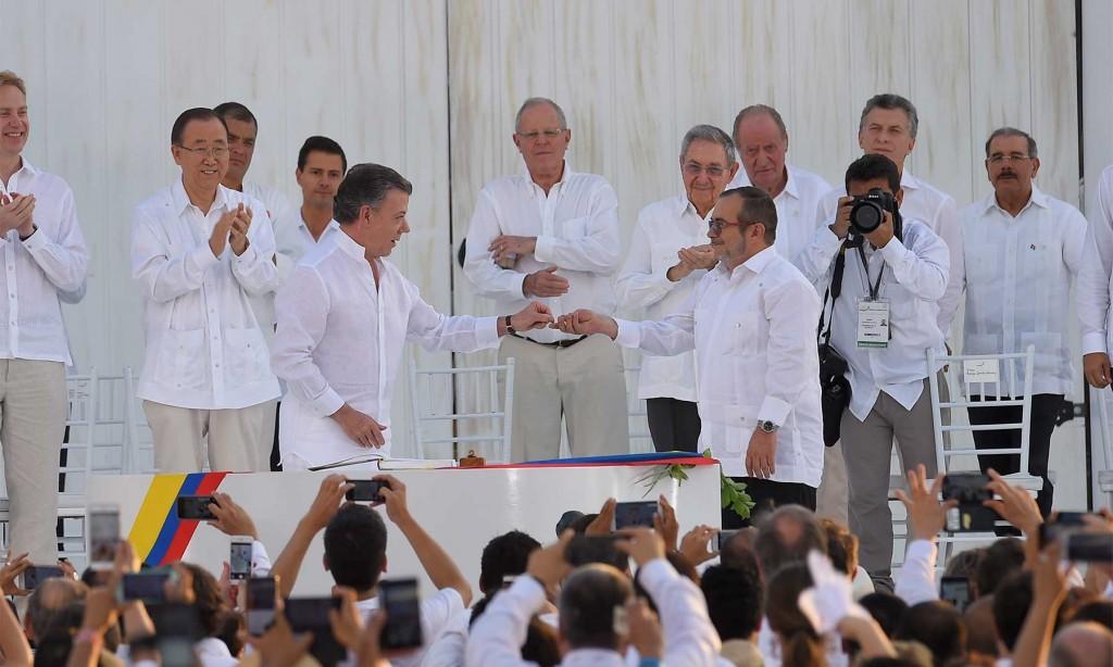 Editorial: La Paz en Colombia