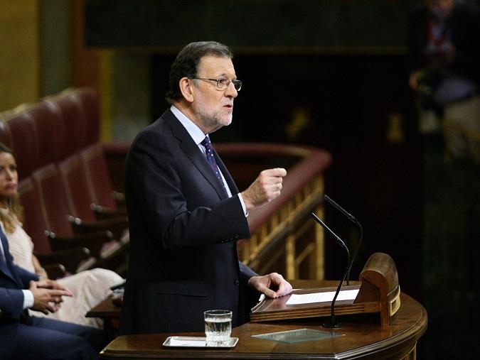 España: El Congreso vota en contra de la investidura de Rajoy