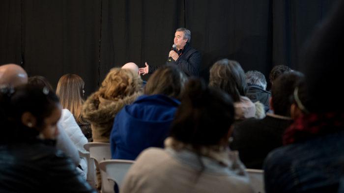 Jorge Larrañaga: 'Las políticas del Frente Amplio perjudican a los trabajadores'