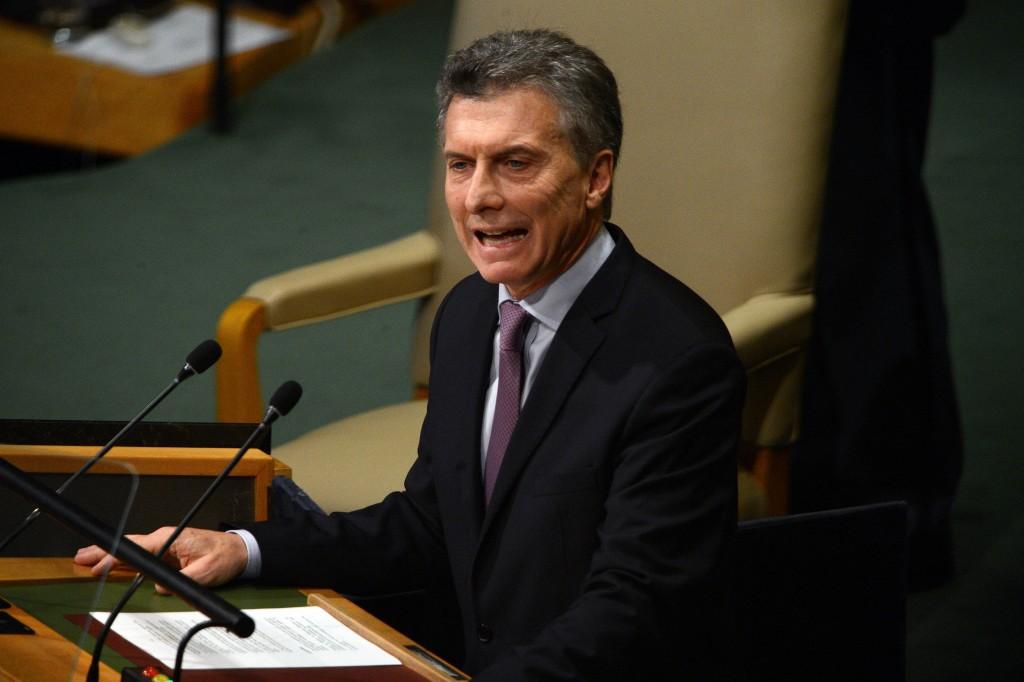Maricio Macri (Foto: Presidencia)