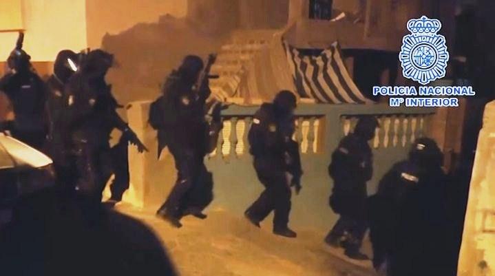 España, Alemania y Bélgica capturan célula de yihadistas
