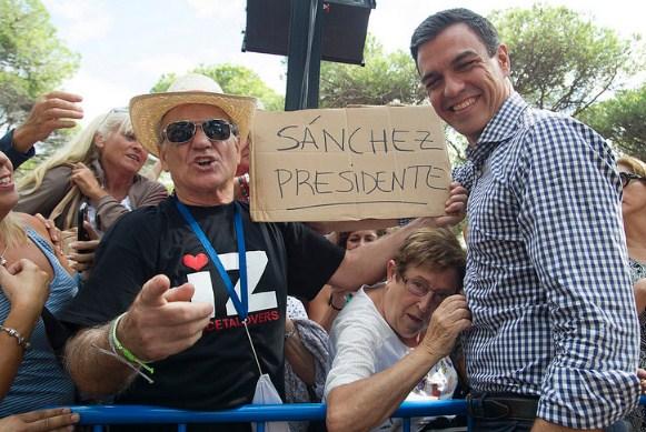 Críticos de Pedro Sánchez aseguran que 'está ya completamente loco'