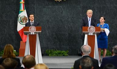 Iglesia Católica de México califica de 'traidores a la patria' a quienes colaboren con el muro de Trump