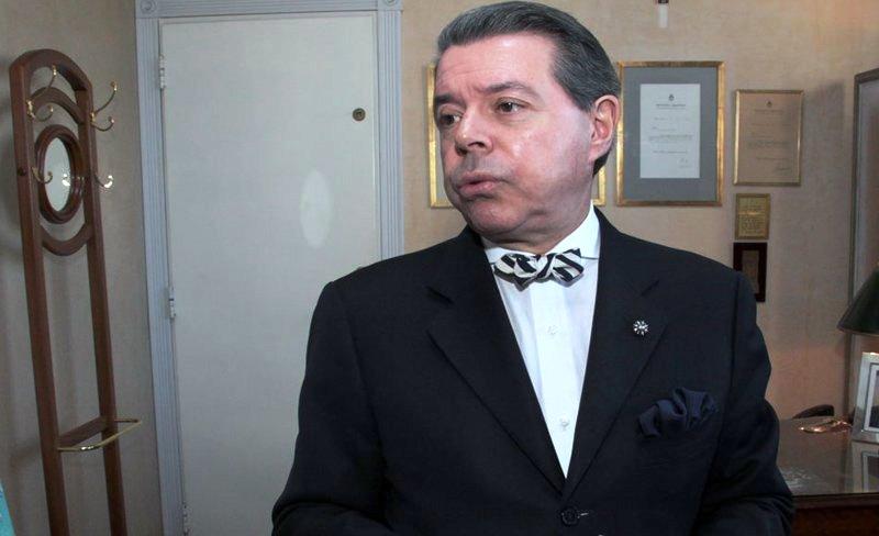 Imputan al ex juez federal Norberto Oyarbide y a su pareja Claudio Blanco por presuntos delitos