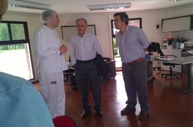 Comienza una fuerte relación entre Asturias y San José en Uruguay
