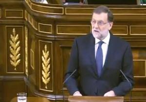 Mariano Rajoy investido como presidente del Gobierno de España