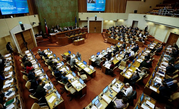 Congreso de Chile acuerda pedir a la OEA que active la Carta Democrática a Venezuela