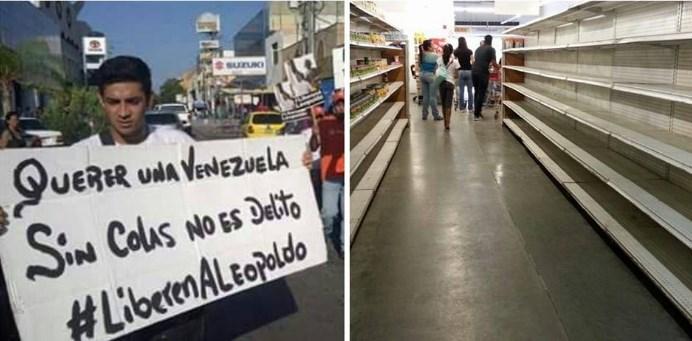 Informe de HRW revela la dura crisis humanitaria en Venezuela