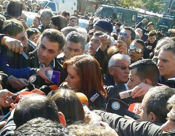 Justicia niega recurso de Cristina Kirchner en una causa en la que está procesada penalmente