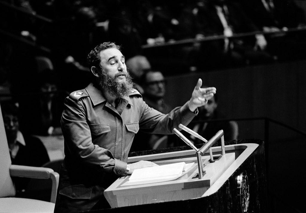 Controversia: La ONU rindió homenaje a Fidel Castro