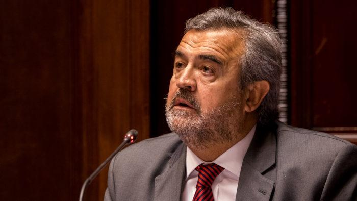 Jorge Larrañaga exige que el gobierno uruguayo condene al régimen de Maduro