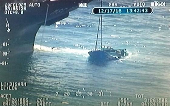 Cinco tripulantes muertos y seis desaparecidos en la colisión del MSC Regulus y el pesquero ecuatoriano Don Gerardo II