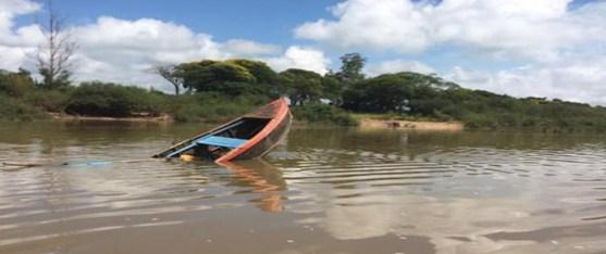 Prefectura uruguaya y Armada Nacional rescatan a siete personas y embarcaciones en ríos Uruguay y de la Plata