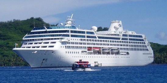 Princess Cruise Lines de Carnival pagará el récord de U$S 40 millones por vertimiento ilegal en el mar