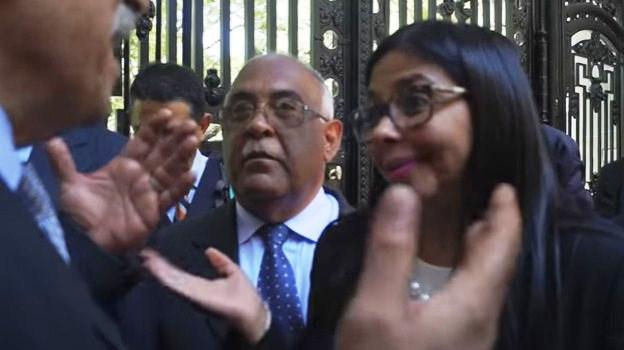 La 'valentía' de Maduro: no se animó a ir al Mercosur y se escondió atrás de su canciller (VIDEO)
