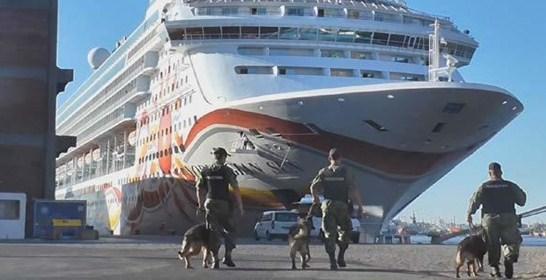 La Armada de Uruguay incrementa controles de seguridad en el comienzo de la temporada estival