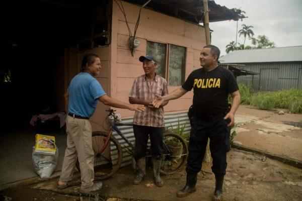 Costa Rica valora plan de contingencia tras paso del huracán Otto
