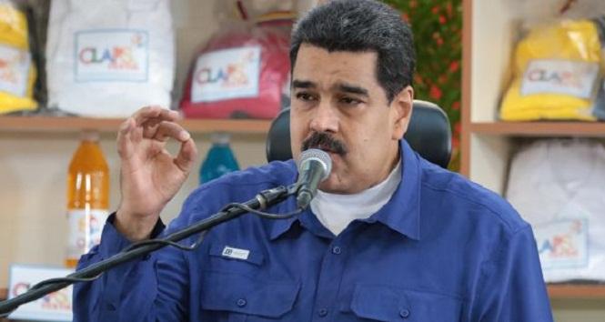 Maduro prepotente: 'A nosotros no nos saca nadie del Mercosur'