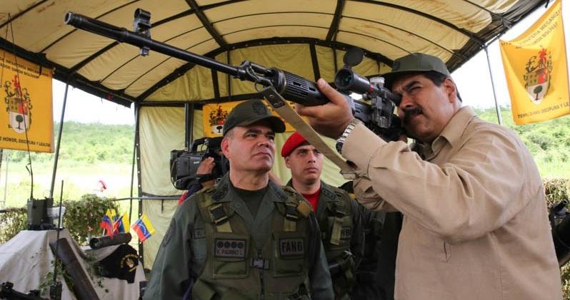 EEUU: mencionan un posible exilio de Nicolás Maduro en Cuba