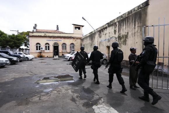 Informe de Human Rights Watch critica el hacinamiento de las cárceles brasileñas