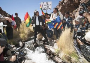 Conflicto por el Silala: Bolivia quiere enseñar al canciller de Chile la diferencia entre un río y un manantial