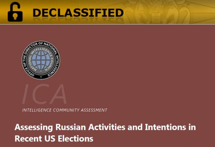EEUU desclasifica documentos y acusa a Putin de influir para que Trump ganara las elecciones
