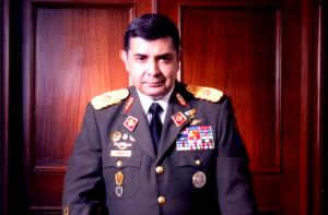 Exclusivo: Entrevista al general Ángel Vivas el militar que resiste el acoso del régimen chavista