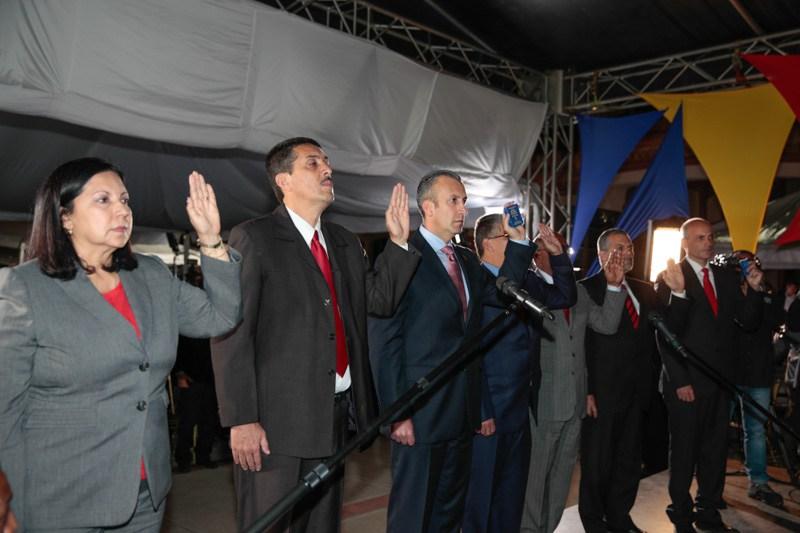 Maduro nombra a Tareck El Aissami vicepresidente que es investigado por narcotráfico