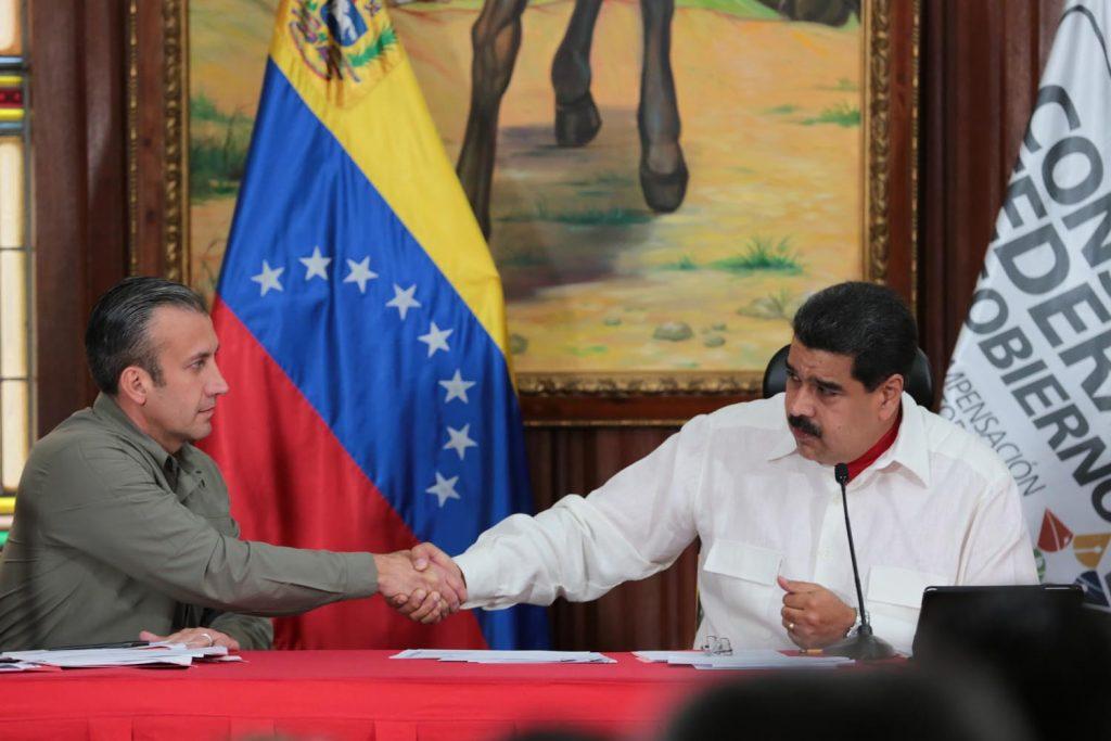 Maduro suplica: 'No queremos problemas con el señor Donald Trump'