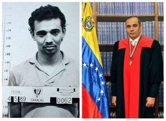 Un ex convicto por homicidio preside el Tribunal Supremo del chavismo