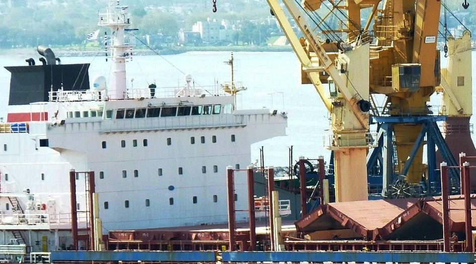 La gente de mar se vería afectada por la prohibición de inmigración de Trump al llegar buques a EEUU