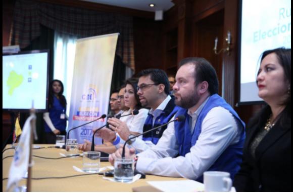 Papelón histórico: El CNE de Ecuador anuncia que en tres días podrá definir si hay segunda vuelta