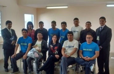 Viceministra boliviana garantiza que detenidos en Chile serán defendidos por un equipo de abogados