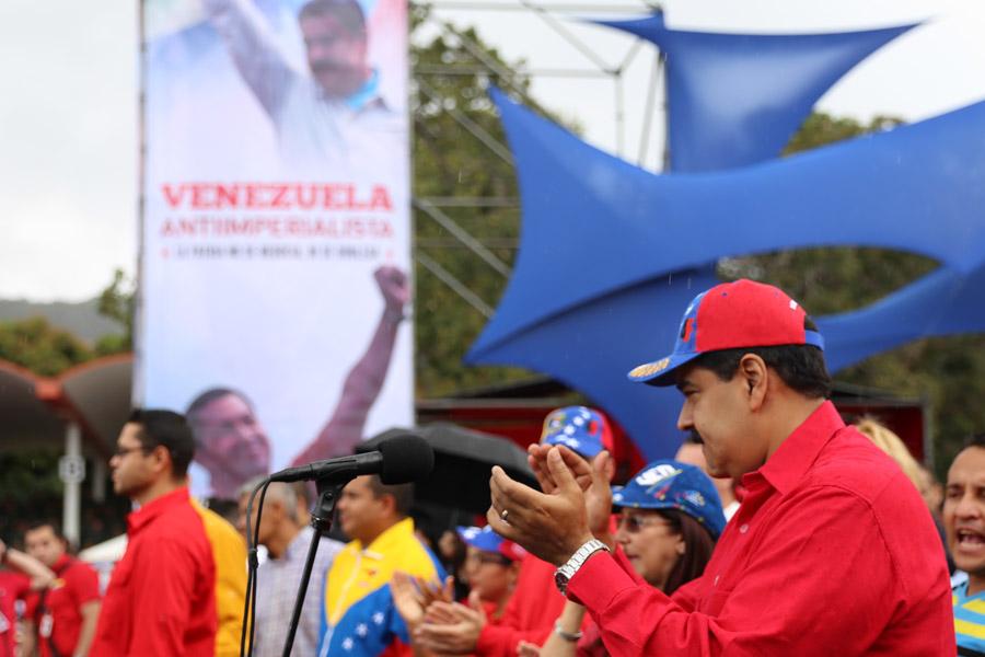 Maduro le envía un mensaje en inglés indescifrable a 'Donald Trun' (VIDEO)