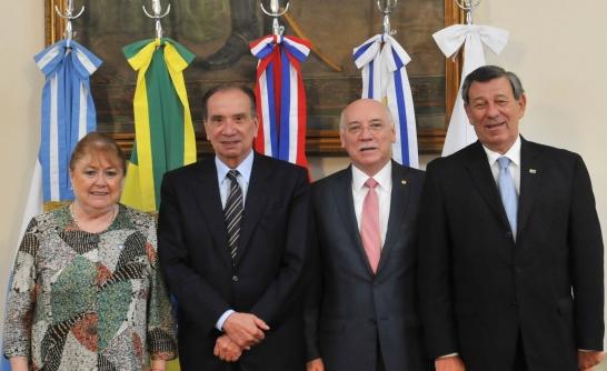 Mercosur trata acuerdos con la UE sin contar con Venezuela