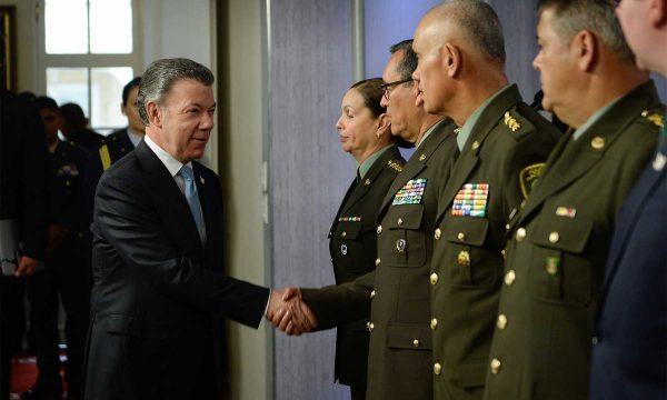 Colombia pone en marcha proceso de modernización y transformación de la Policía