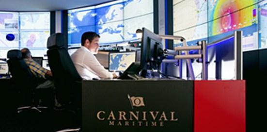 Carnival abre imponente centro de operaciones para su flota