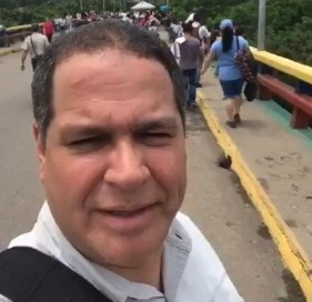 Diputado opositor irá a la OEA a pesar que el régimen chavista le anuló el pasaporte