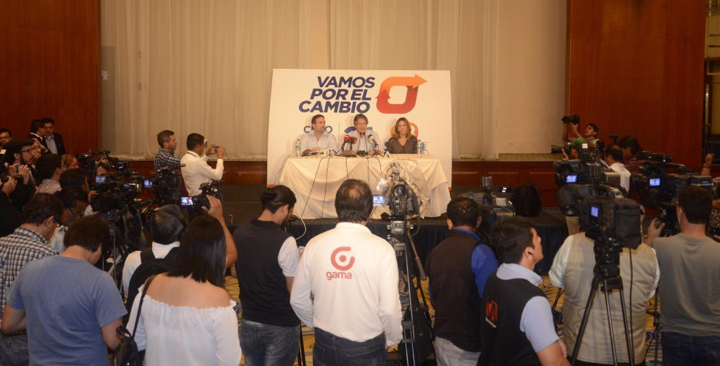 Ecuador: candidato opositor irá a debate presidencial aún sabiendo que no será imparcial