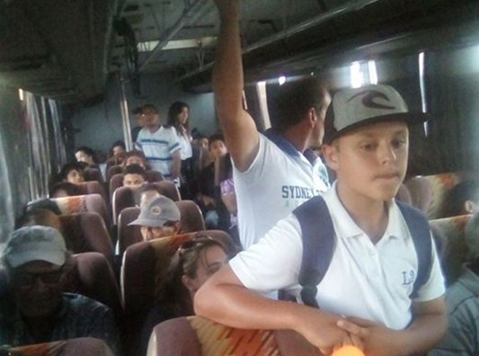 Drama educativo en un pueblo de Uruguay: 100 alumnos se quedarían sin transporte para ir a estudiar