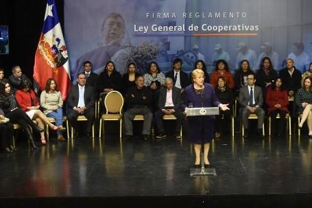 Chile impulsa desarrollo y surgimiento de nuevas cooperativas